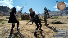 Yeni Final Fantasy 15 Ekran Görüntüleri Sızdı
