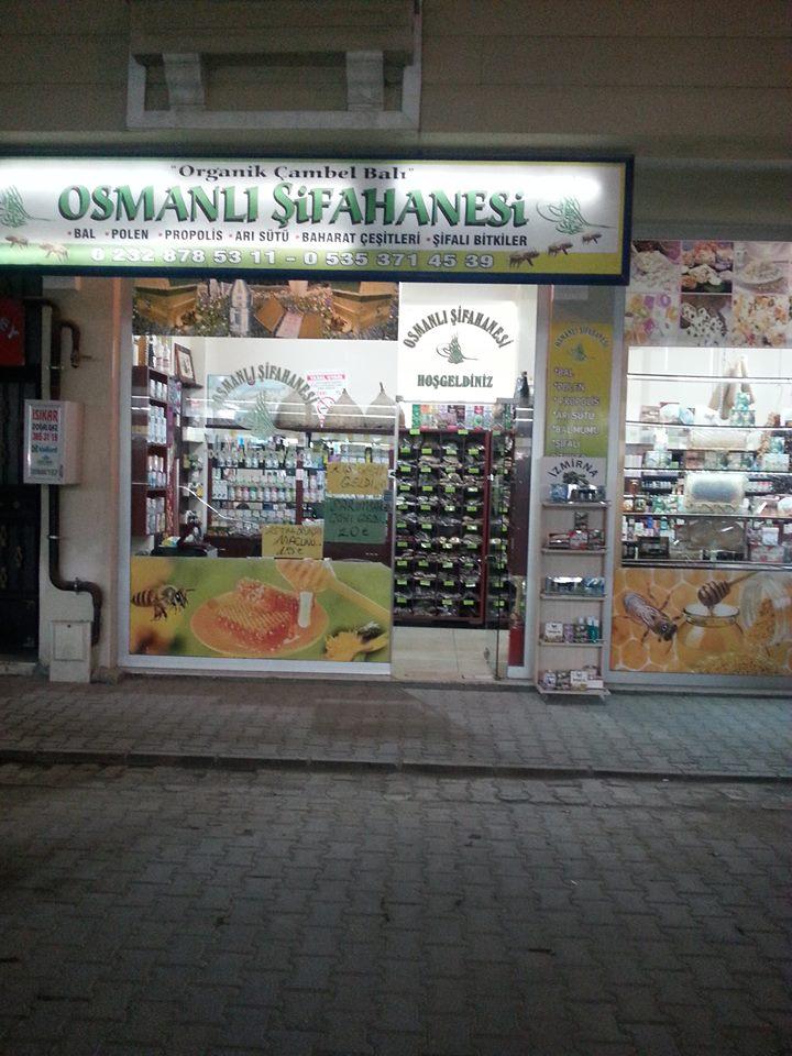 Osmanlı Şifahanesi