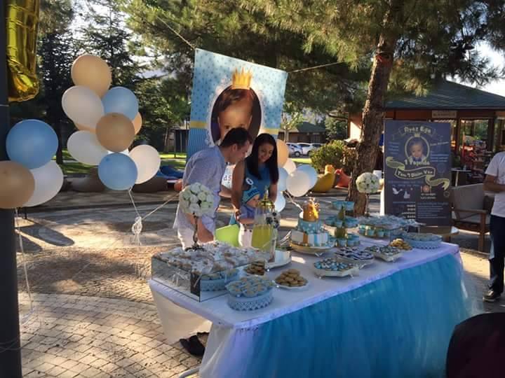 Belinay & Ege Parti Org.  Nikah Ve Bebek Şekerleri