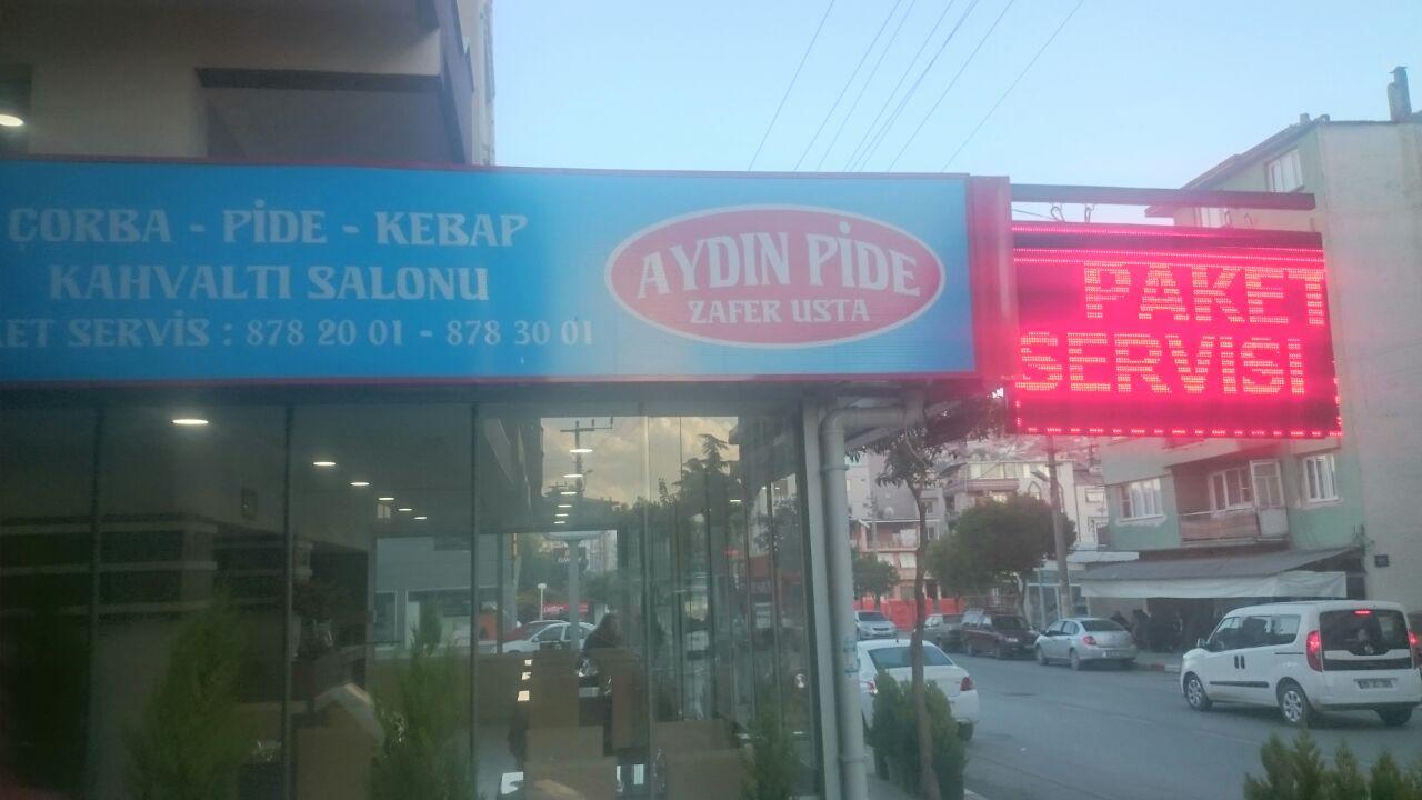 Aydın Pide Kemalpaşa İzmir
