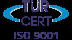 TÜRCERT Teknik Kontrol ve Belgelendirme A.Ş.-ISO 9001 Belgesi