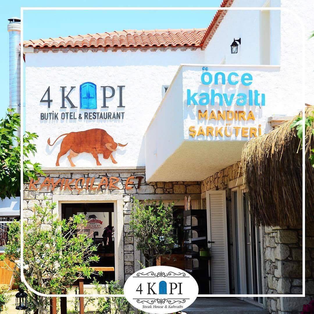 4 Kapı Butik Otel & Restaurant