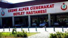ÇEŞME ALPER ÇİZGENAKAT DEVLET HASTANESİ