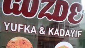 GÖZDE YUFKA VE KADAYIF-BORNOVA YUFKACI